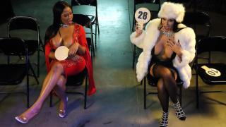PornStarsLikeItBig – AuctionCock – Moriah Mills, Romi Rain, Mick Blue
