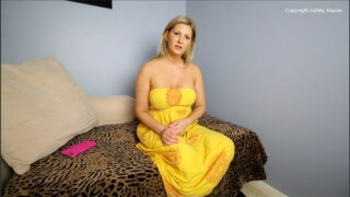 Clips4Sale – Mommy Gets Blackmailed – Ashley Mason