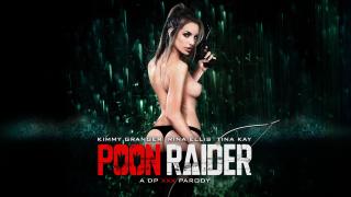 DigitalPlayground – Poon Raider: A DP XXX Parody – Kimmy Granger, Rina Ellis, Tina Kay, Danny D, Ryan Ryder