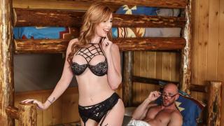 BrazzersExxtra – Cabin Fever – Lauren Phillips, Johnny Sins