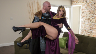 BrazzersExxtra – Cucked For Historical Accuracy – Britney Amber, Johnny Sins