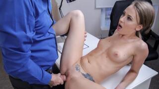 FakeAgent – Office fuck for sexy British model – Carmel Anderson, James Brossman