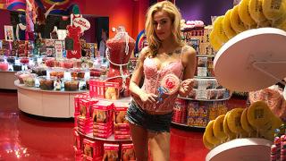 MomPOV – Tattooed blonde sex addict getting her fix – Bella