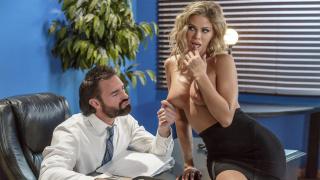 BigTitsAtWork – Scanner Scandal – Jessa Rhodes, Charles Dera