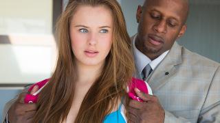 Blacked – 18 Years Old Addicted to Black Cock – Jillian Janson, Prince Yahshua