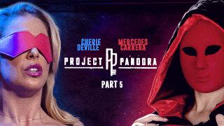 GirlsWay – Project Pandora: Part Five – Cherie DeVille, Mercedes Carrera