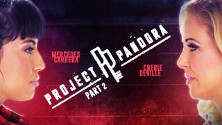 GirlsWay – Project Pandora: Part Two – Cherie DeVille, Mercedes Carrera