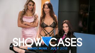 GirlsWay – Showcases: Mindi Mink – 2 Scenes In 1 – Syren De Mer, Mercedes Carrera, Mindi Mink