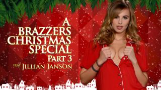 ZZSeries – A Brazzers Christmas Special: Part 3 – Jillian Janson, Charles Dera