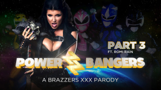 ZZSeries – Power Bangers: A XXX Parody Part 3 – Romi Rain, Lucas Frost