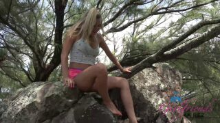 ATKGirlfriends – You take Carolina out for the day, but she won't stop teasing. – Carolina Sweets