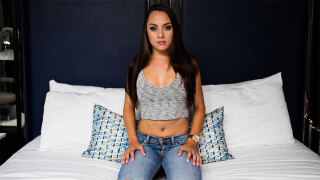 GirlsDoPorn – E385 18 Years Old Coed Loves Cowgirl