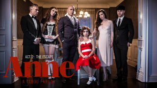 PureTaboo – Anne – Act Two: The Escape – Casey Calvert, Eliza Jane, Elena Koshka, Mick Blue, Derrick Pierce, Seth Gamble