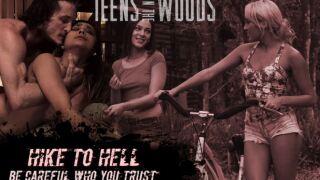 TeensInTheWoods – E13 Jaye Summers & Marina Angel – Jaye Summers, Marina Angel, Brick Danger