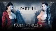 ZZSeries – Queen Of Thrones: Part 3 (A XXX Parody) – Ayda Swinger, Romi Rain, Danny D