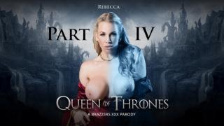 ZZSeries – Queen Of Thrones: Part 4 (A XXX Parody) – Ella Hughes, Rebecca More, Dorian Del Isla, Pascal White, Xander Corvus