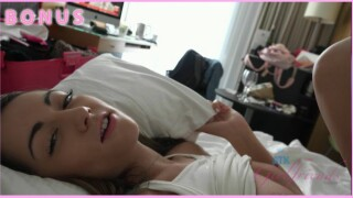 ATKGirlfriends – In bed with Lily always leads to fooling around. – Lily Adams