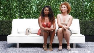 CastingcouchHD – 2 Girls Attack Chris Lol! – Mila, Hazel