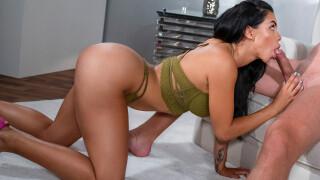 DaneJones – Big booty Latina makes cock throb – Canela Skin, Ricky Rascal