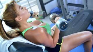 MILFBody – Cross Fit Tits – Mercedes Carrera, Will Pounder