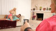 MomsTeachSex – Your Stepmom Is Watching S2:E5 – Halle Von, Julia Ann, Van Wylde
