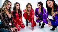 DigitalPlayground – Greedy Bitches Scene 4 – Honey Gold, Karmen Karma, Kissa Sins, Lela Star, Nicolette Shea, Quinn Wilde, Xander Corvus
