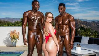 Blacked – What if? – Lily Love, Louie Smalls, Jax Slayher