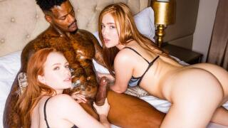 BlackedRaw – Double Dare – Ella Hughes, Jia Lissa, Jason Luv