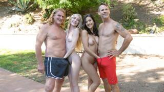 DaughterSwap – Grandads Last Stand (Old Farts And Lady Parts) – Emma Starletto, Natalie Brooks, Evan Stone, Filthy Rich