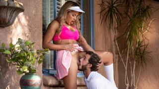 Babes – Backhanded: Part 1 – Mercedes Carrera, Lucas Frost