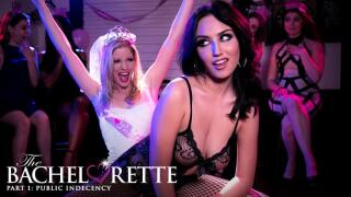 GirlsWay – The Bachelorette 1: Public Indecency – Charlotte Stokely, Jade Baker