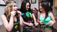 BFFs – Weed Party – Ava Kelly, Brooklyn Daniels, Carmen Caliente, Brian O'Mally