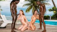 Blacked – Living In The Moment – Lana Roy, Kaisa Nord, Joss Lescaf, Freddy Gong
