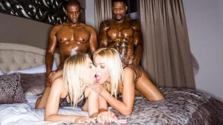 BlackedRaw – Couldn't Wait – Cherry Kiss, Kira Thorn, Jason Luv, Yves Morgan