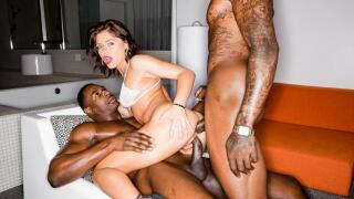 BlackedRaw – Double Dose – Adriana Chechik, Jax Slayher, Jason Luv