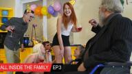 ClubSeventeen – All inside the family Ep.3 Crazy birthday party! – Charli Red