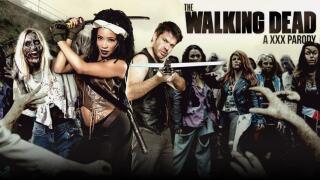 DPParodies – The Walking Dead: A XXX Parody – Kiki Minaj, Ryan Ryder