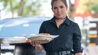 WaitressPOV – Part-time Server, Full-time Whore – Keilani Kita, Bruno Dickemz