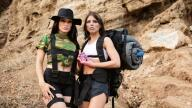 GirlsWay – Sapphic Curse Of The Crystal Skull – Adriana Chechik, Kissa Sins