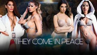 DigitalPlayground – They Come In Peace – Jessa Rhodes, Tia Cyrus, Madison Ivy, Darcie Dolce