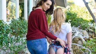 Dyked – Lesbian Practice Run Cum – Bella Rolland, Natalie Knight