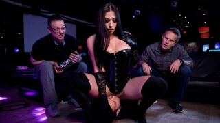 PornstarsLikeItBig – Total Domme-ination – Rachel Starr, Small Hands