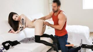 Submissived – A Punishing Pussy Pound – Harlowe Blue, Johnny Castle