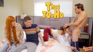 ThatSitcomShow – That 70s Ho The Fourth Wheel S3:E2 – Emily Willis, Lauren Phillips, Tyler Nixon
