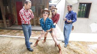 DaughterSwap – Do-Si-Do Daughter Bang – Britney Light, Rosalyn Sphinx, Rusty Nails, Calvin Hardy