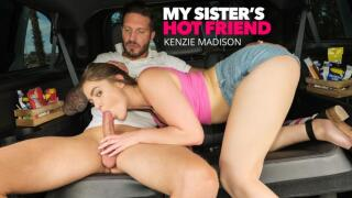 MySistersHotFriend – Kenzie Madison, Quinton James