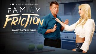 NuruMassage – Family Friction 3: Lonely Dad's Dilemma – Kenna James, Eric Masterson