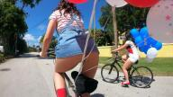 ShareMyBF – July 4th 3rd Wheel – Michele James, Serena Skye, Peter Green