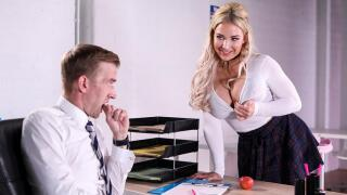 BigTitsAtSchool – Teacher's Pet – Amber Jade, Danny D