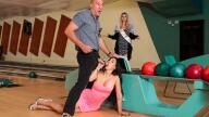 BrazzersExxtra – Bowling For The Bachelor – Valerie Kay, Sean Lawless